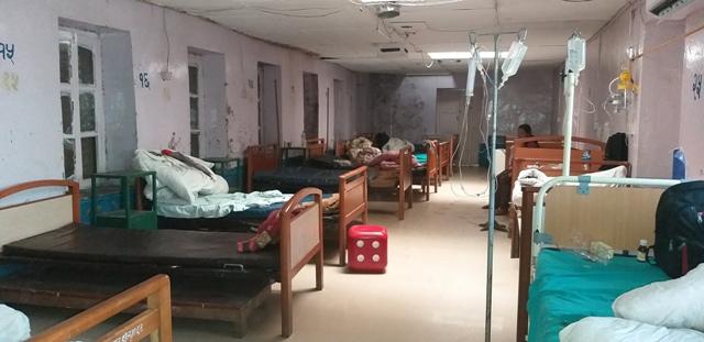 Dadeldhura-Hospital
